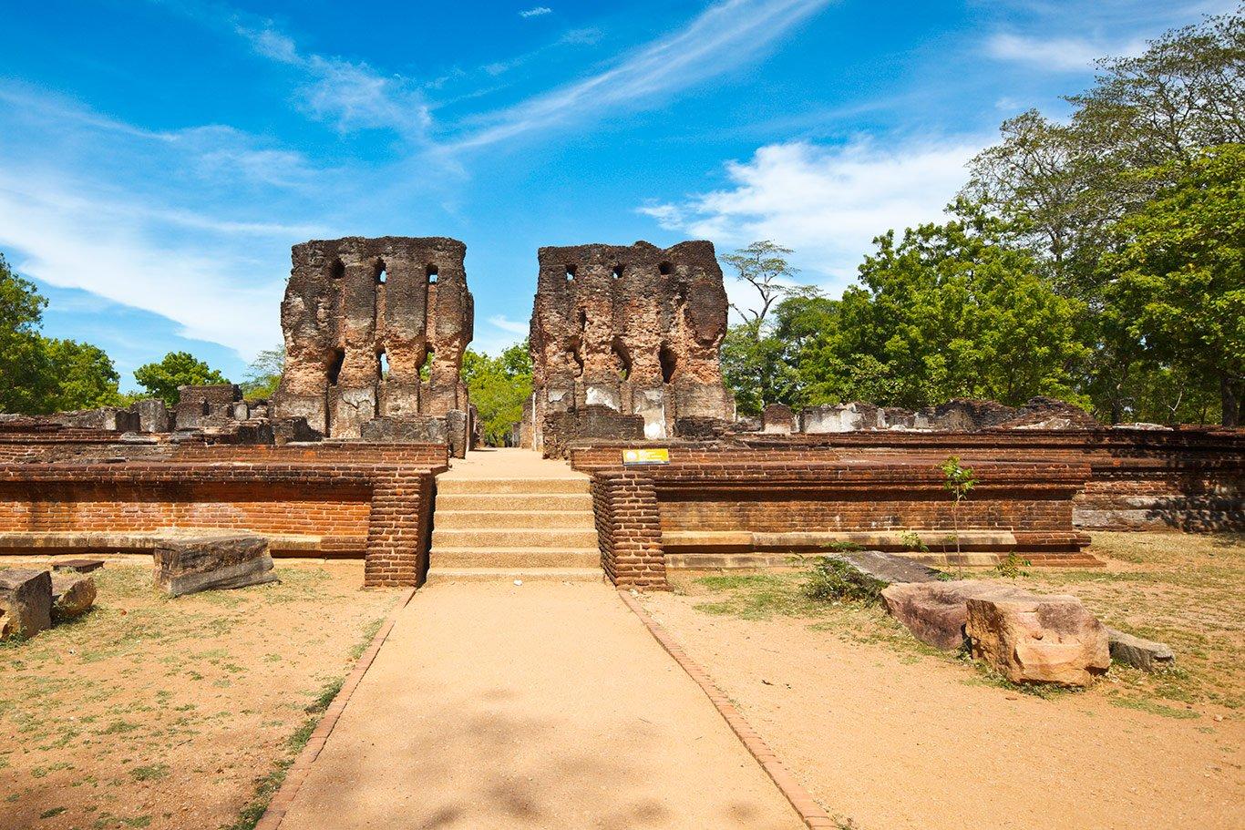 Wczasy i wycieczka na Sri Lankę