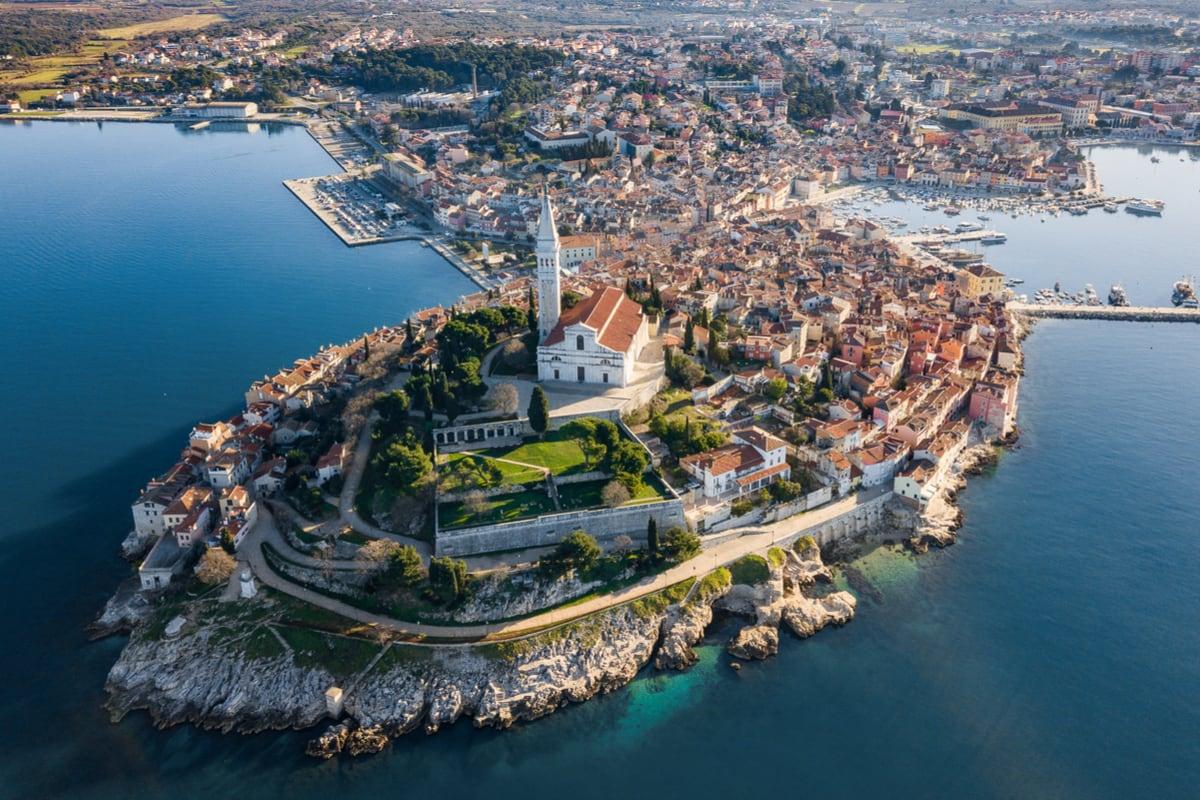 Słowenia i Chorwacja - w bajkowej krainie