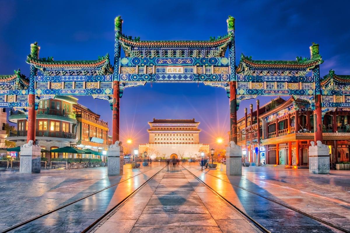 Pekin + Szanghaj - dwie metropolie i wodne miasta UNESCO