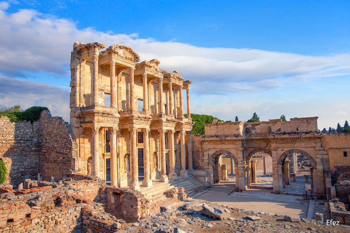 Hipokrates w Efezie