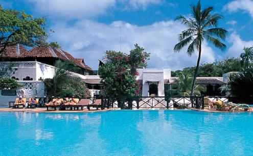 Wycieczka do Kenii - Hotel Mombasa Serena Beach