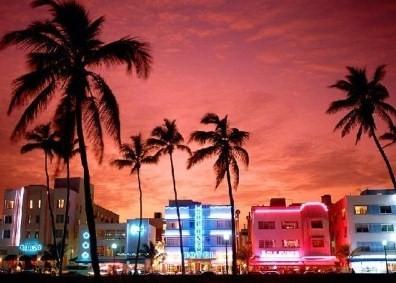 Wycieczka do Miami Beach
